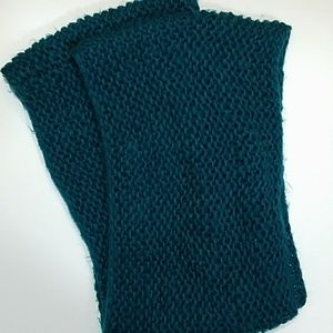✔ The Limited Teal Infinity Chunky Scarf
